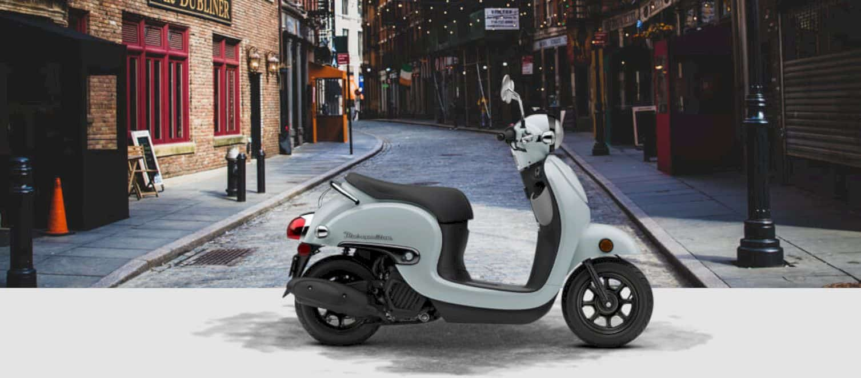 2020 Honda Metropolitan 5