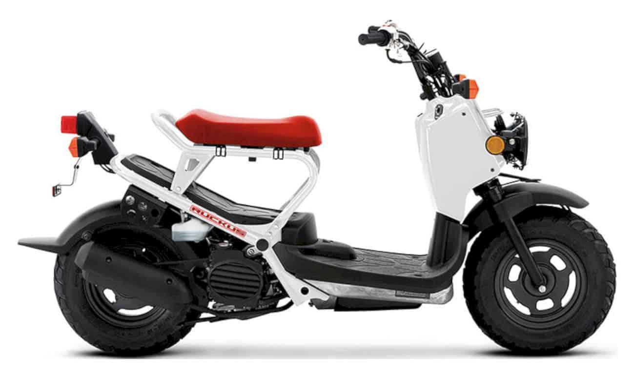 2020 Honda Ruckus 1