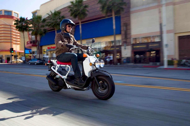 2020 Honda Ruckus 3