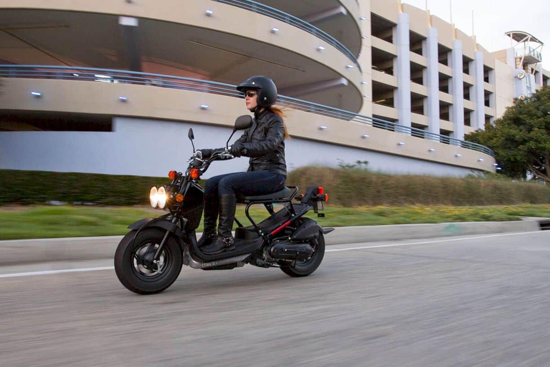 2020 Honda Ruckus 4