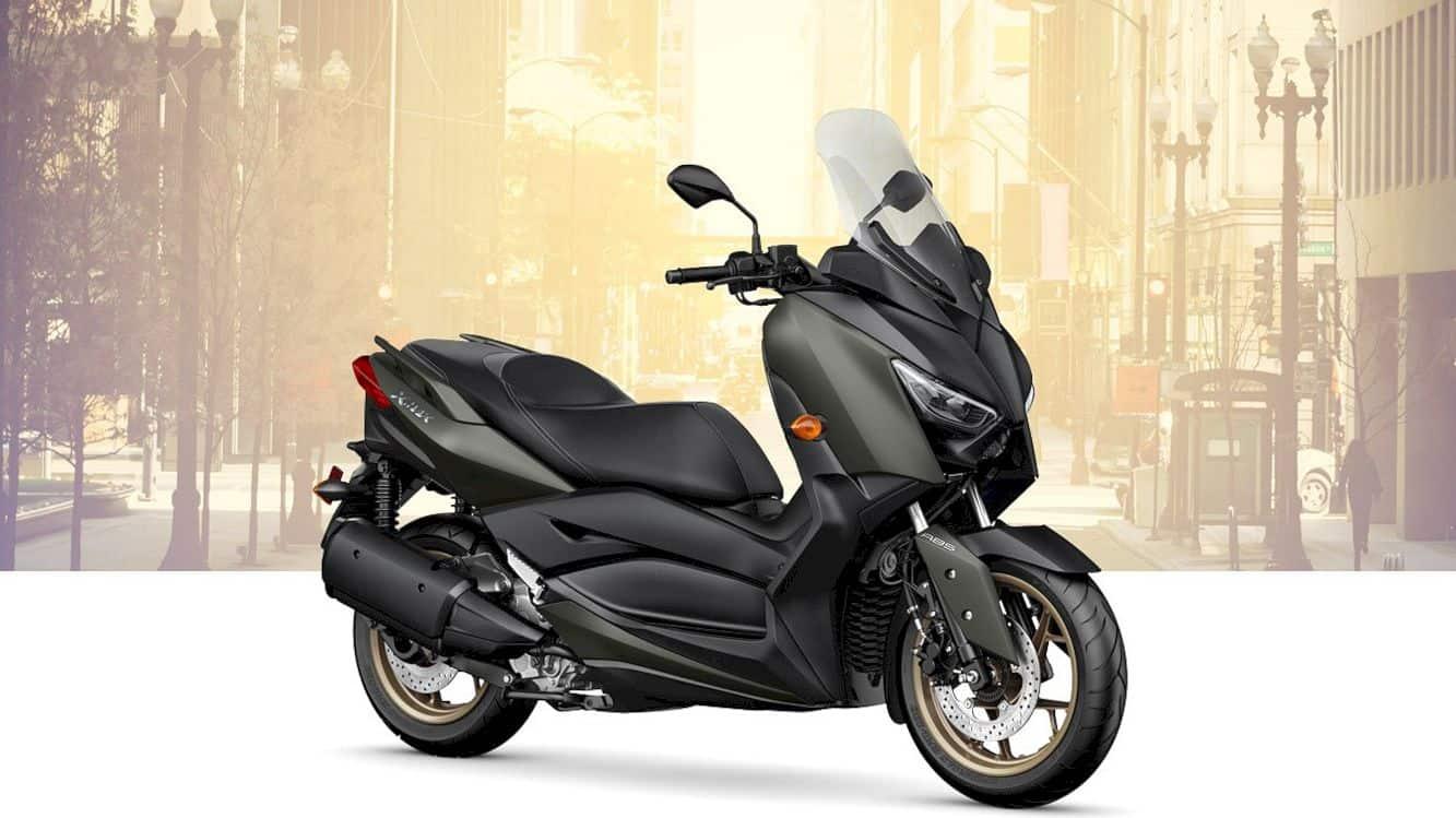 2020 Yamaha Xmax 4