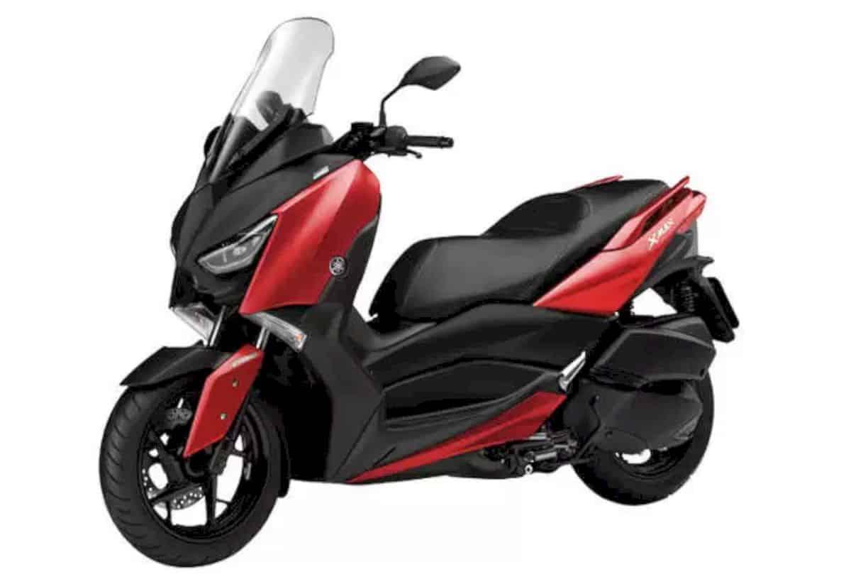 2020 Yamaha Xmax 5