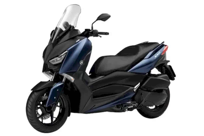 2020 Yamaha Xmax 6