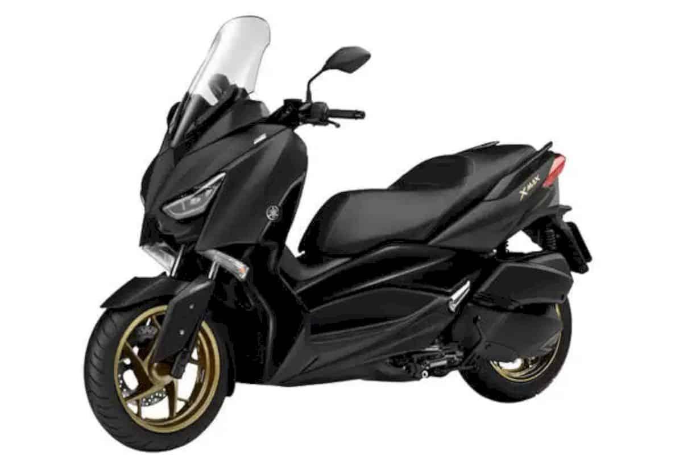 2020 Yamaha Xmax 7
