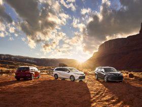 All New 2021 Toyota Sienna 1