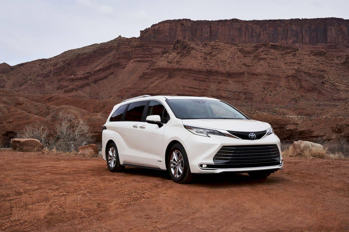 All New 2021 Toyota Sienna 10