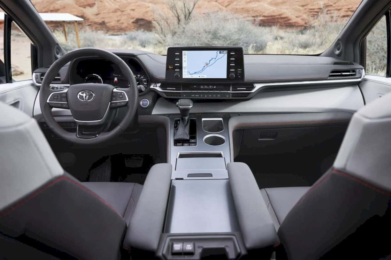 All New 2021 Toyota Sienna 2