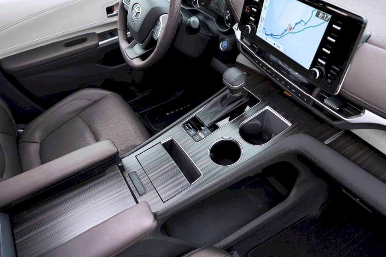 All New 2021 Toyota Sienna 5