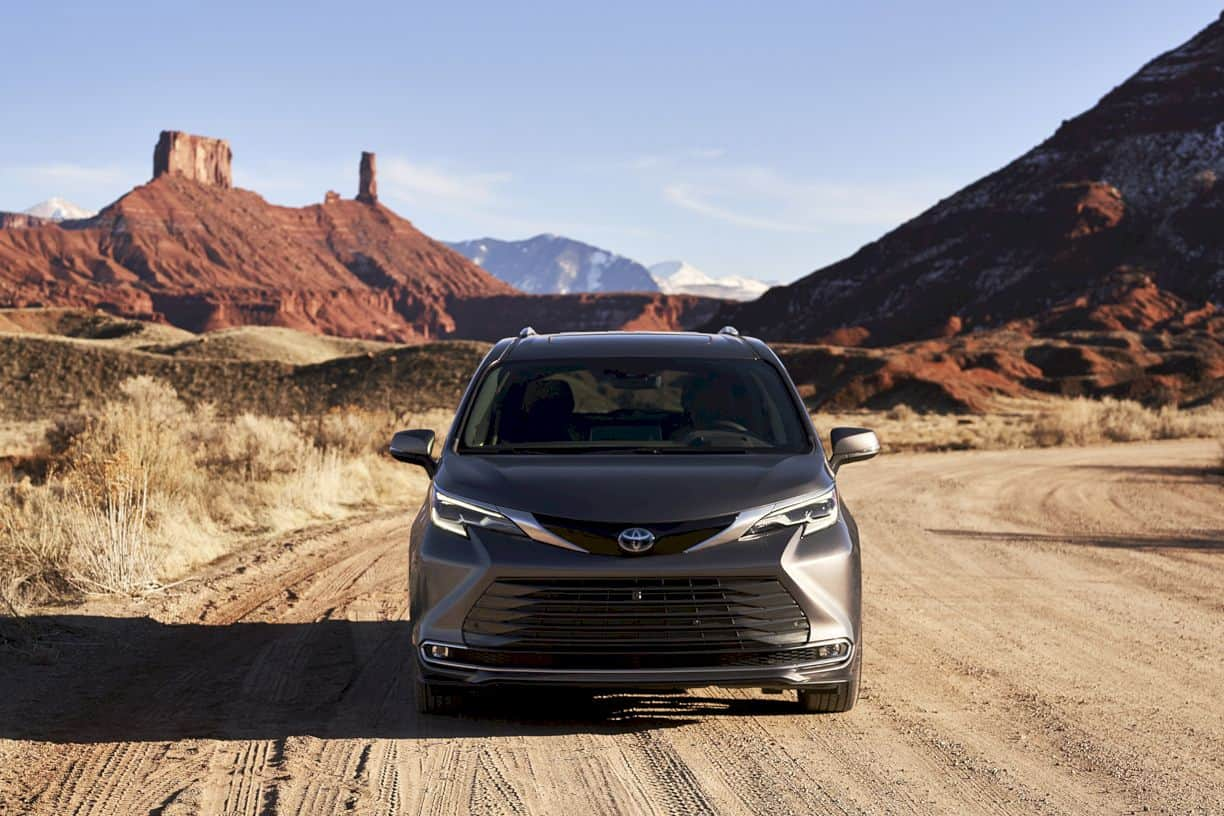 All New 2021 Toyota Sienna 6