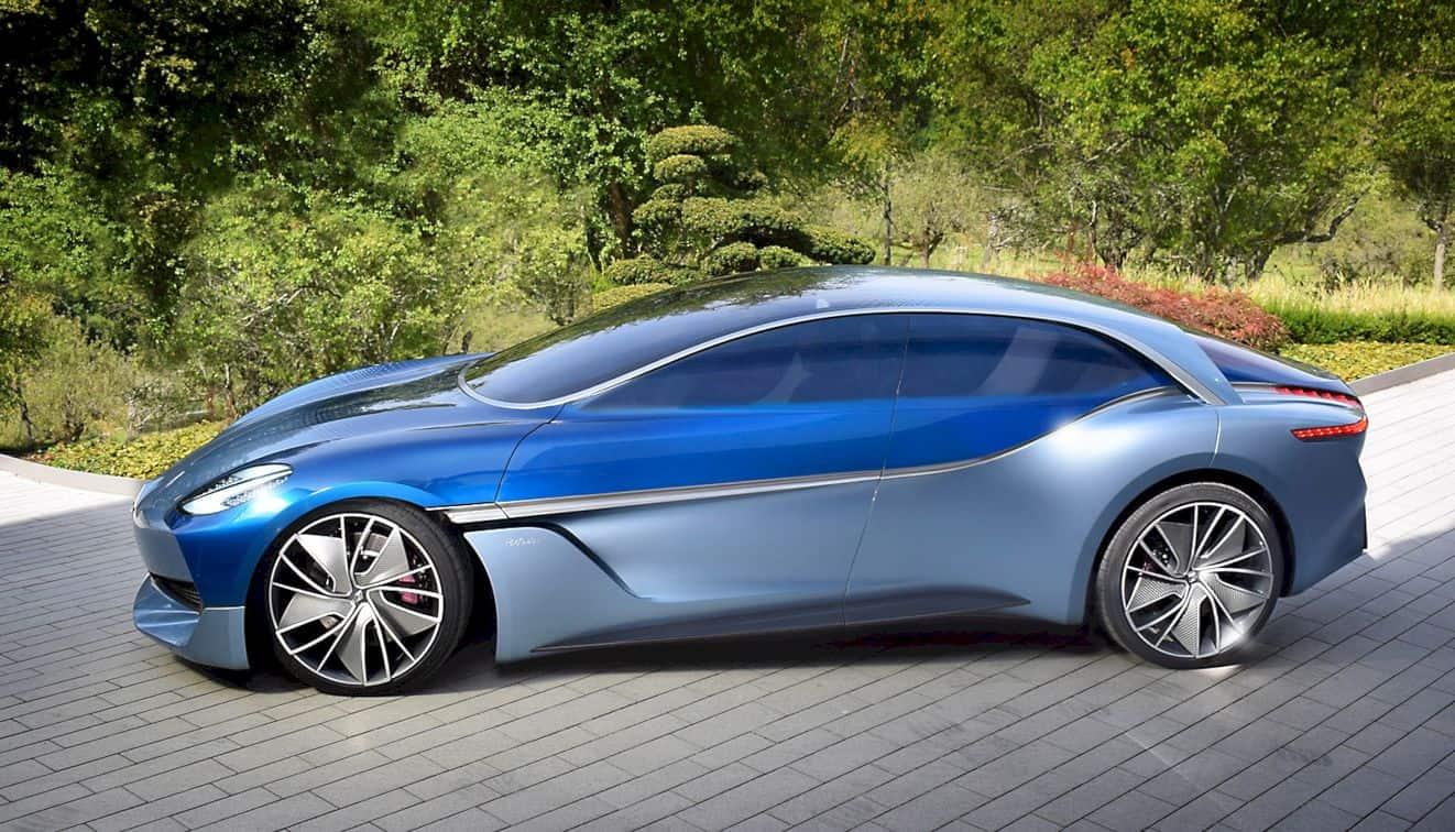 Borgward Isabella Concept 4
