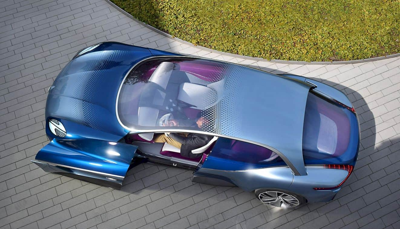 Borgward Isabella Concept 6
