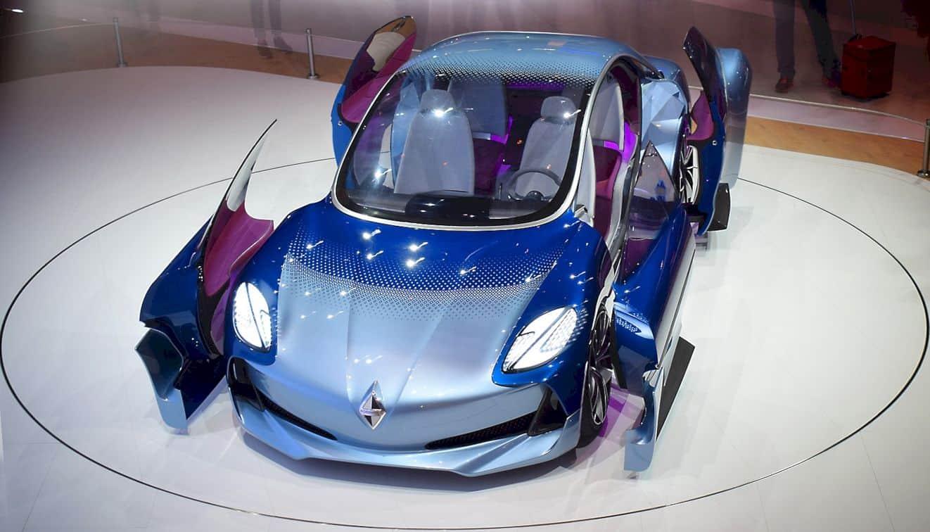 Borgward Isabella Concept 9
