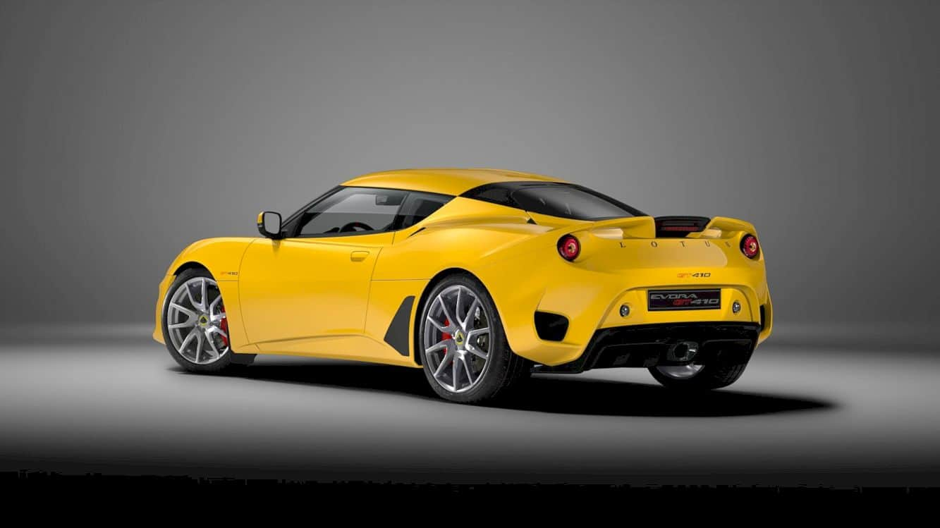 Lotus Evora Gt410 1