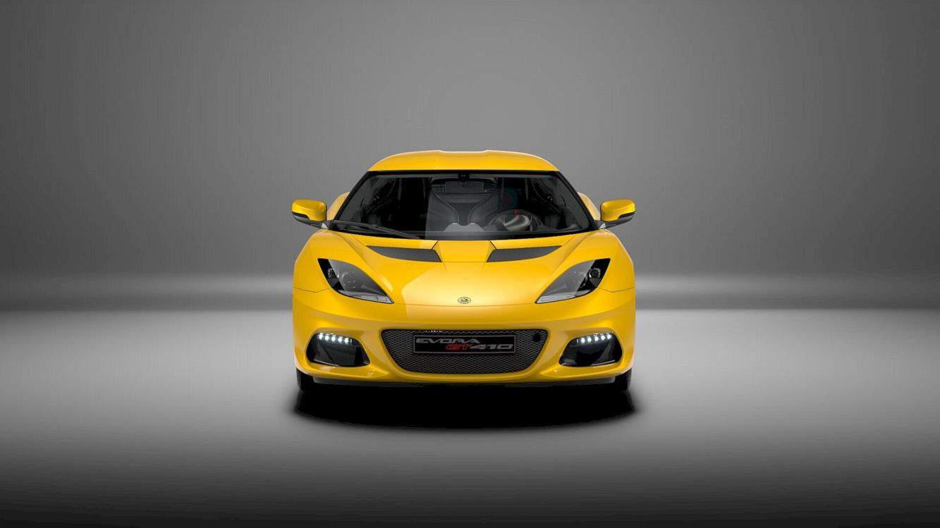 Lotus Evora Gt410 11