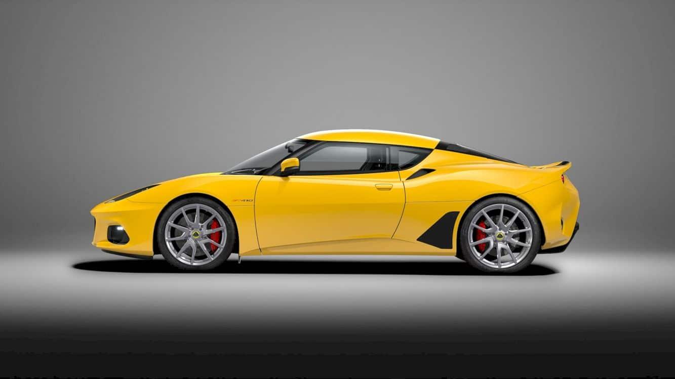 Lotus Evora Gt410 12