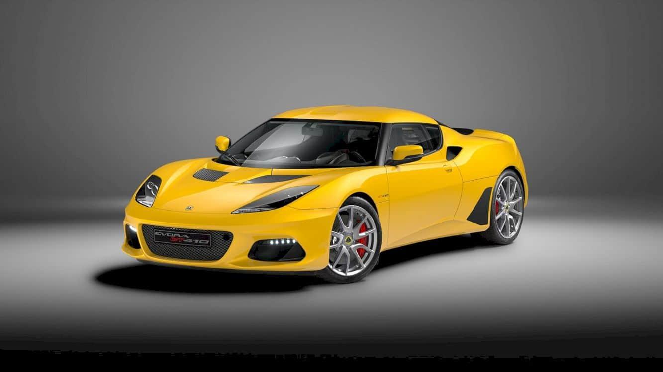 Lotus Evora Gt410 13