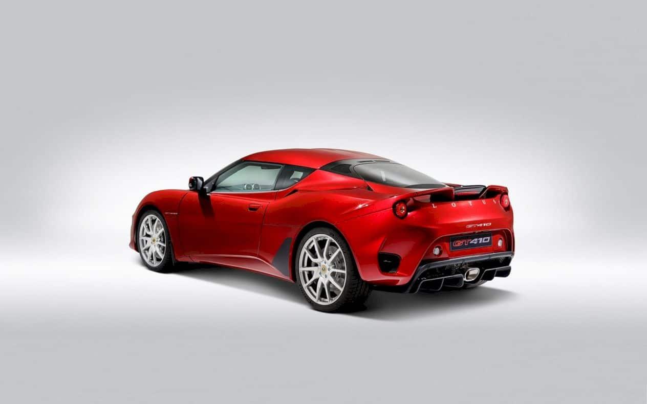Lotus Evora Gt410 3
