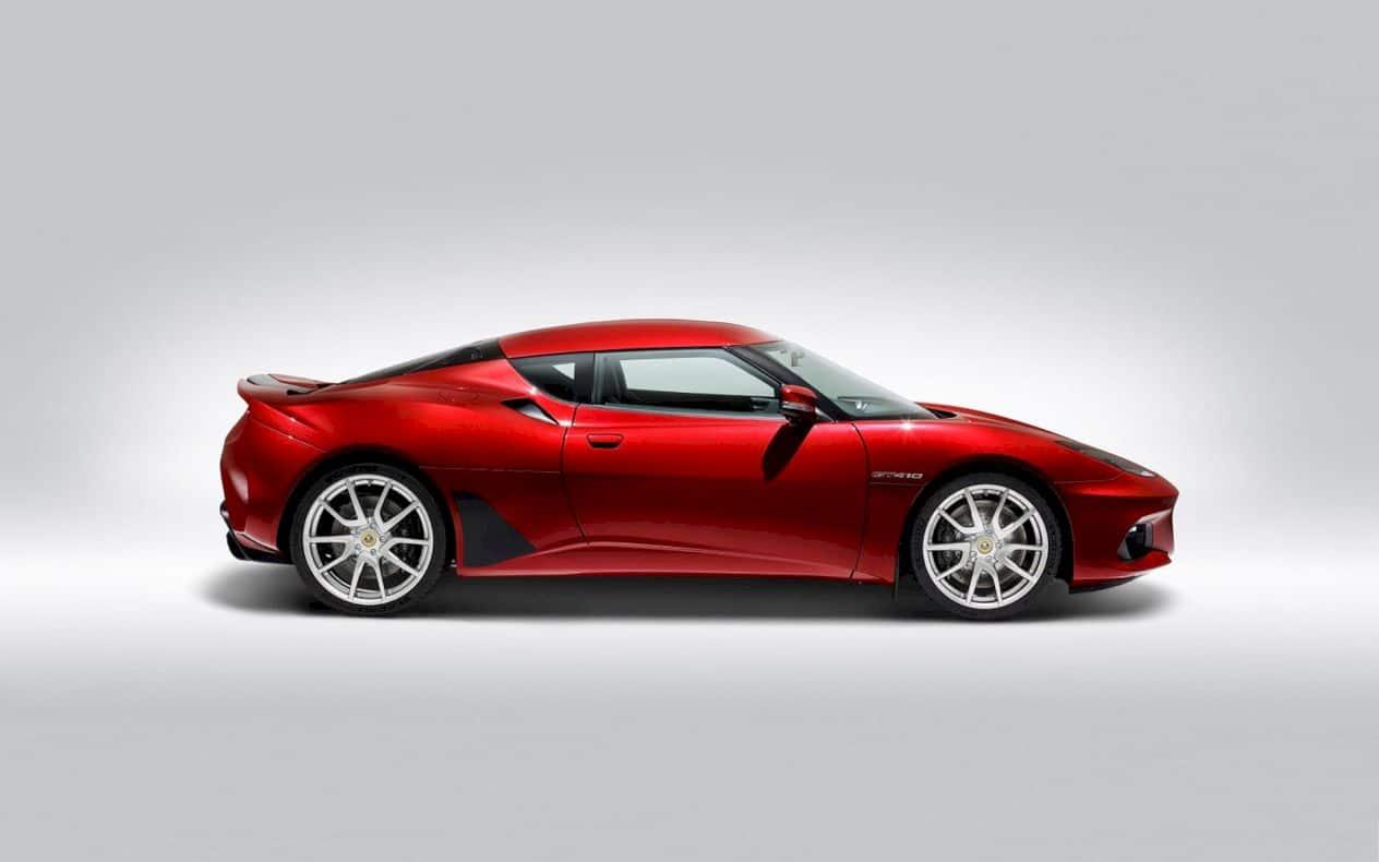 Lotus Evora Gt410 4