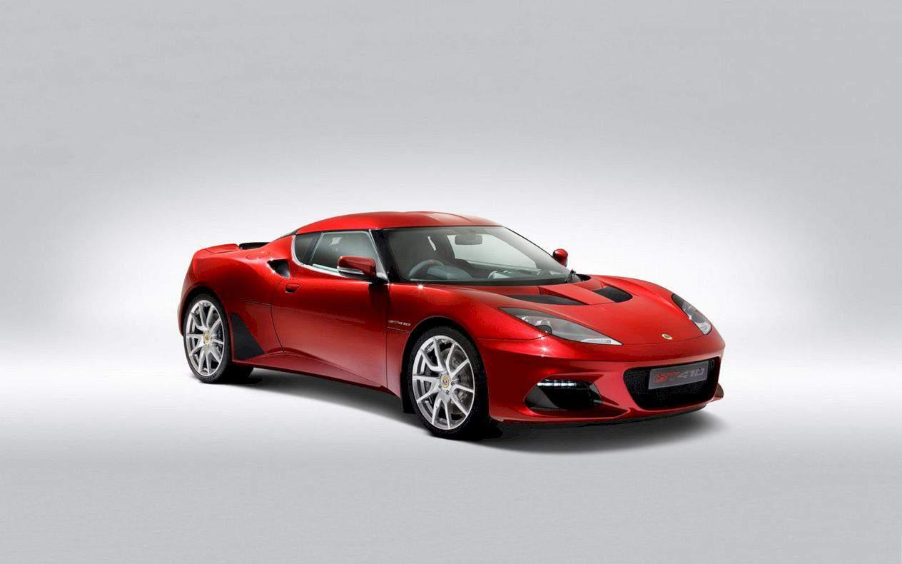 Lotus Evora Gt410 5