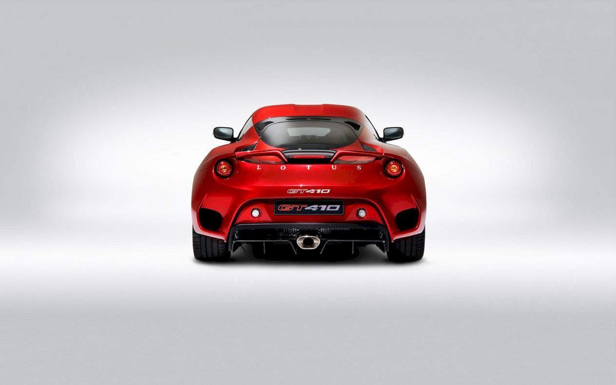 Lotus Evora Gt410 7
