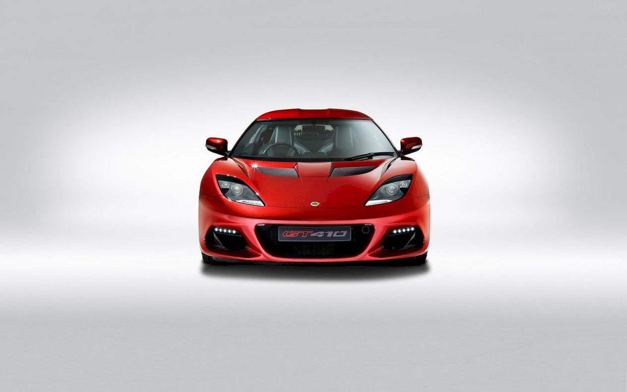 Lotus Evora Gt410 9