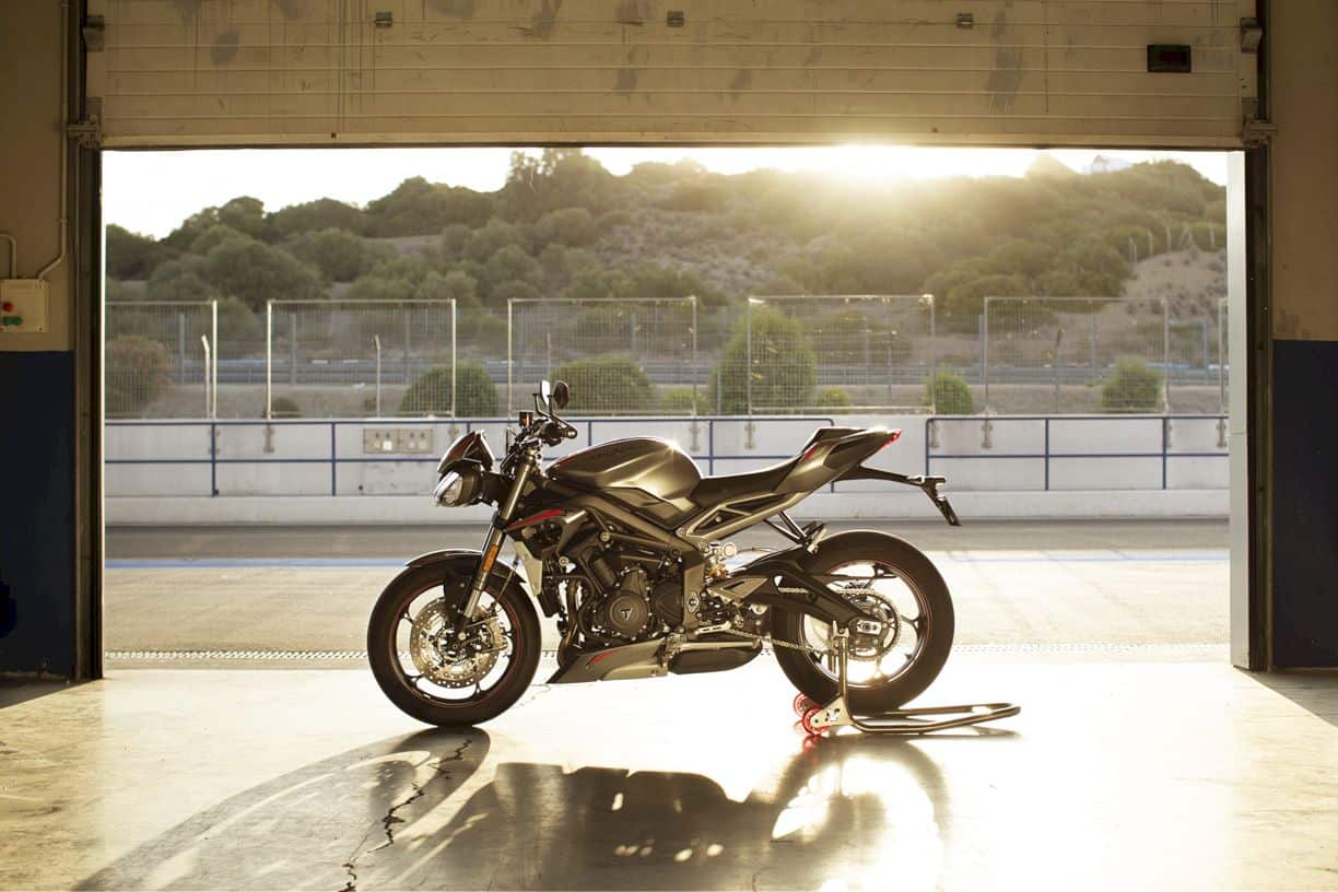 New 2020 Triumph Street Triple Rs 2