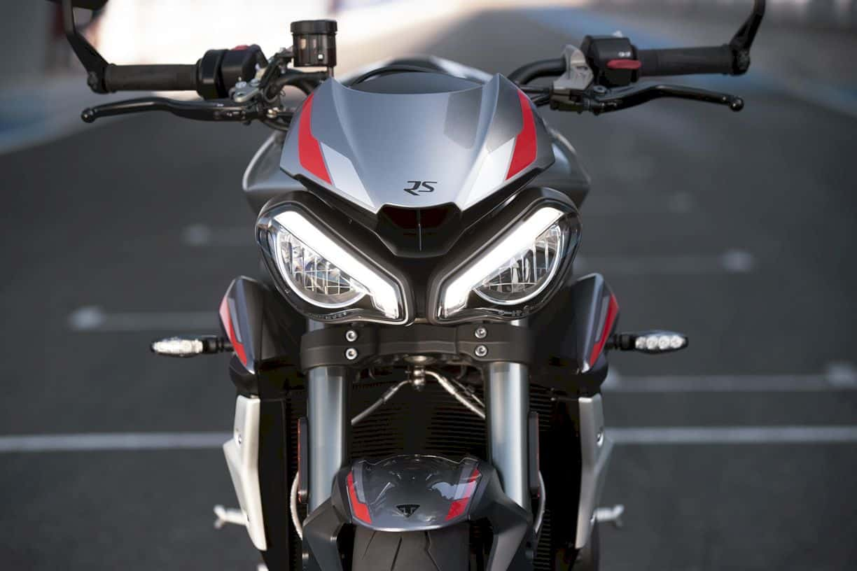 New 2020 Triumph Street Triple Rs 5
