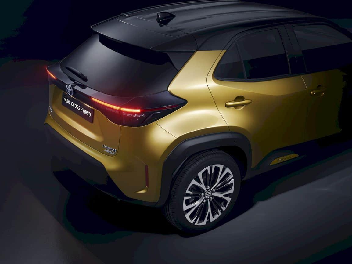 Toyota All New Yaris Cross 10