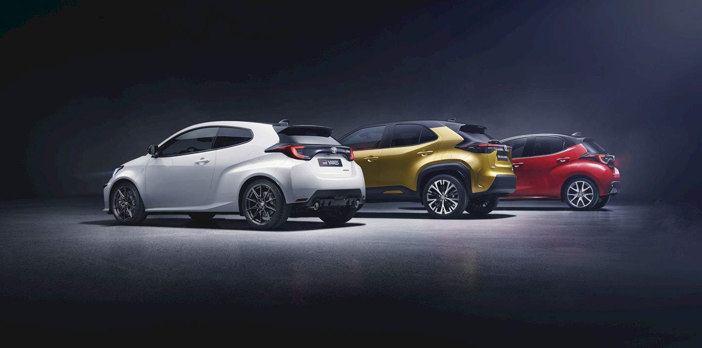 Toyota All New Yaris Cross 12