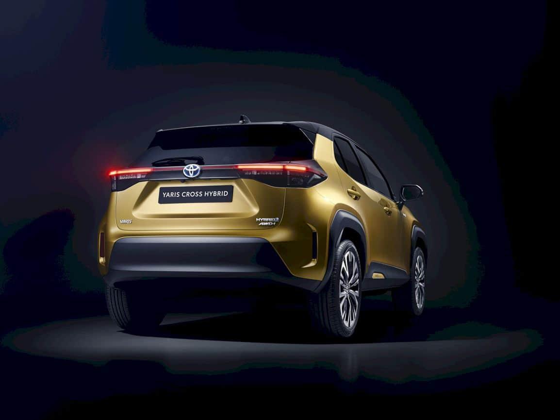 Toyota All New Yaris Cross 2