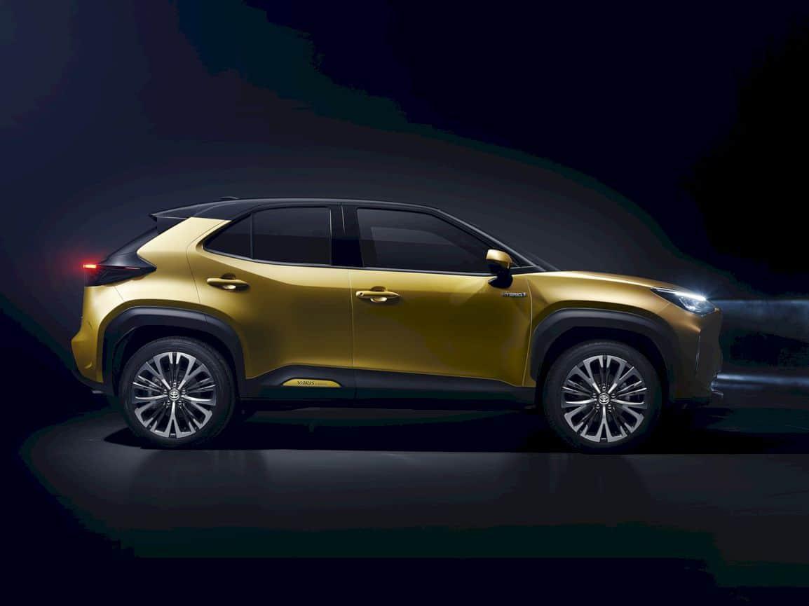 Toyota All New Yaris Cross 3
