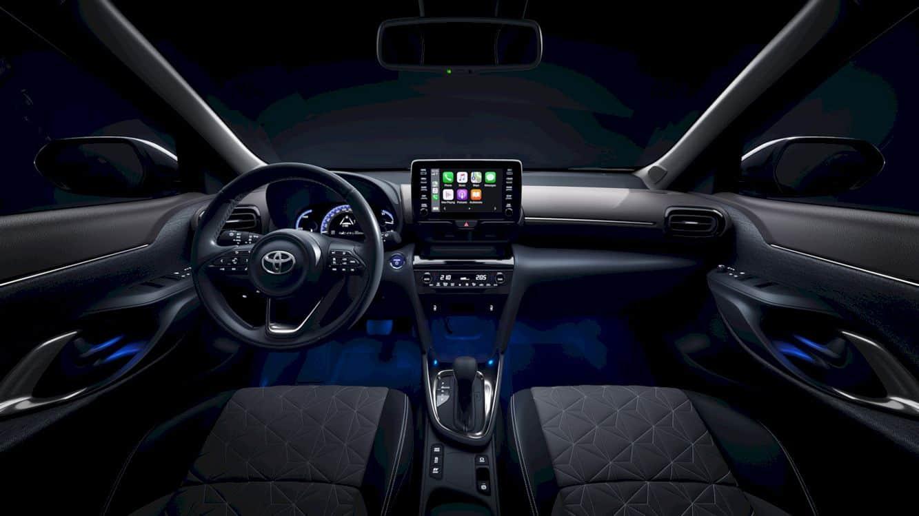 Toyota All New Yaris Cross 4