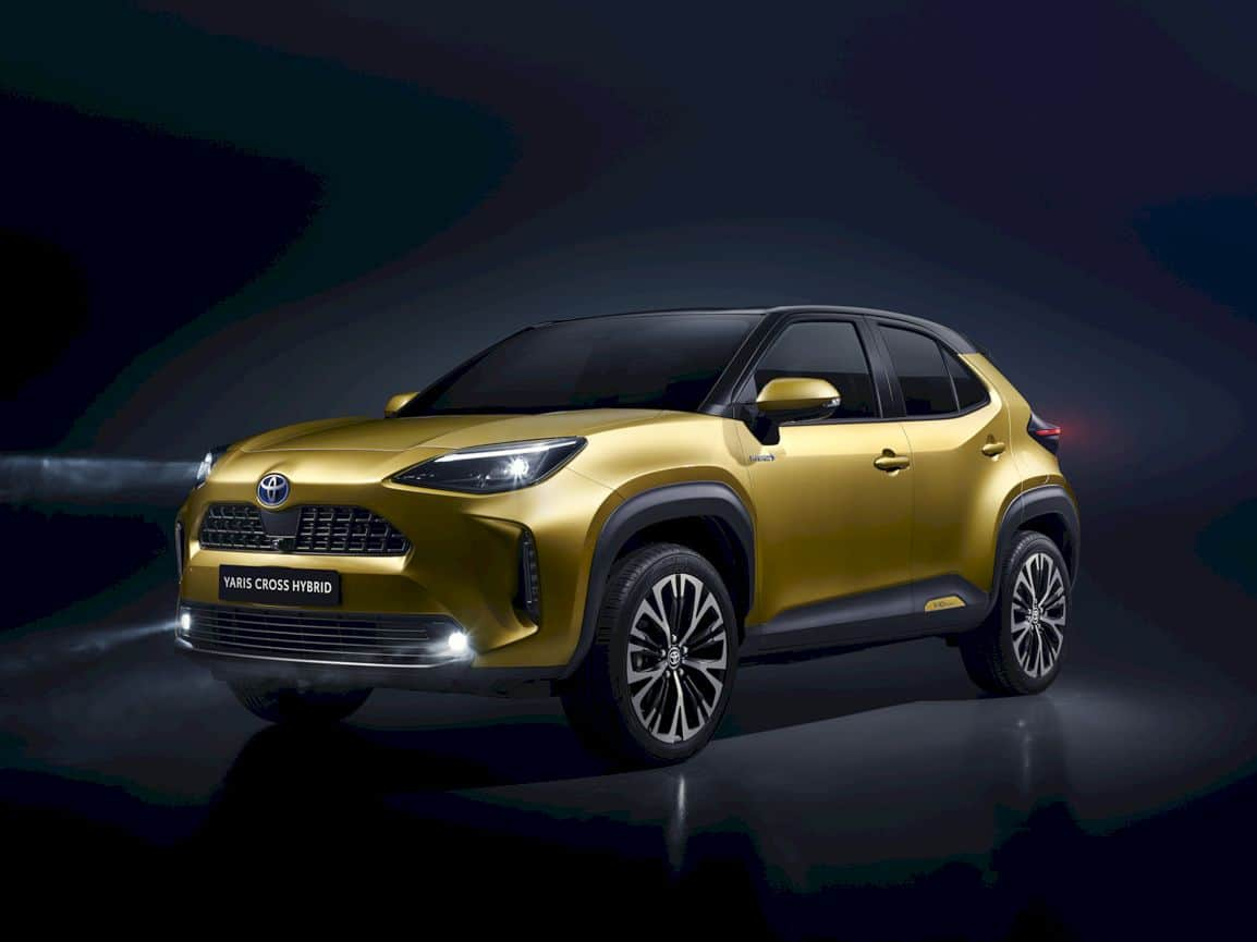 Toyota All New Yaris Cross 7