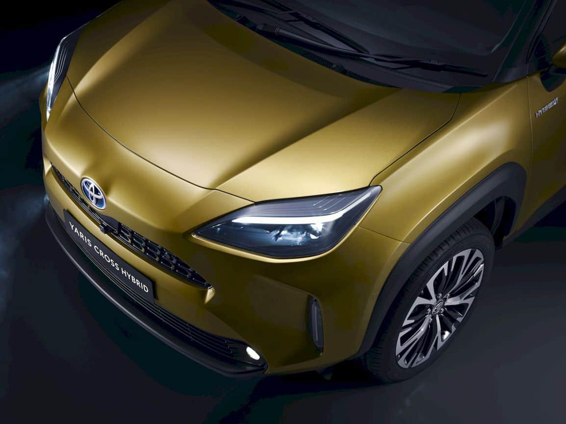 Toyota All New Yaris Cross 8