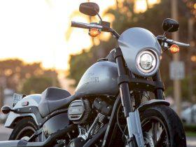 2020 Harley Davidson Low Rider S 10