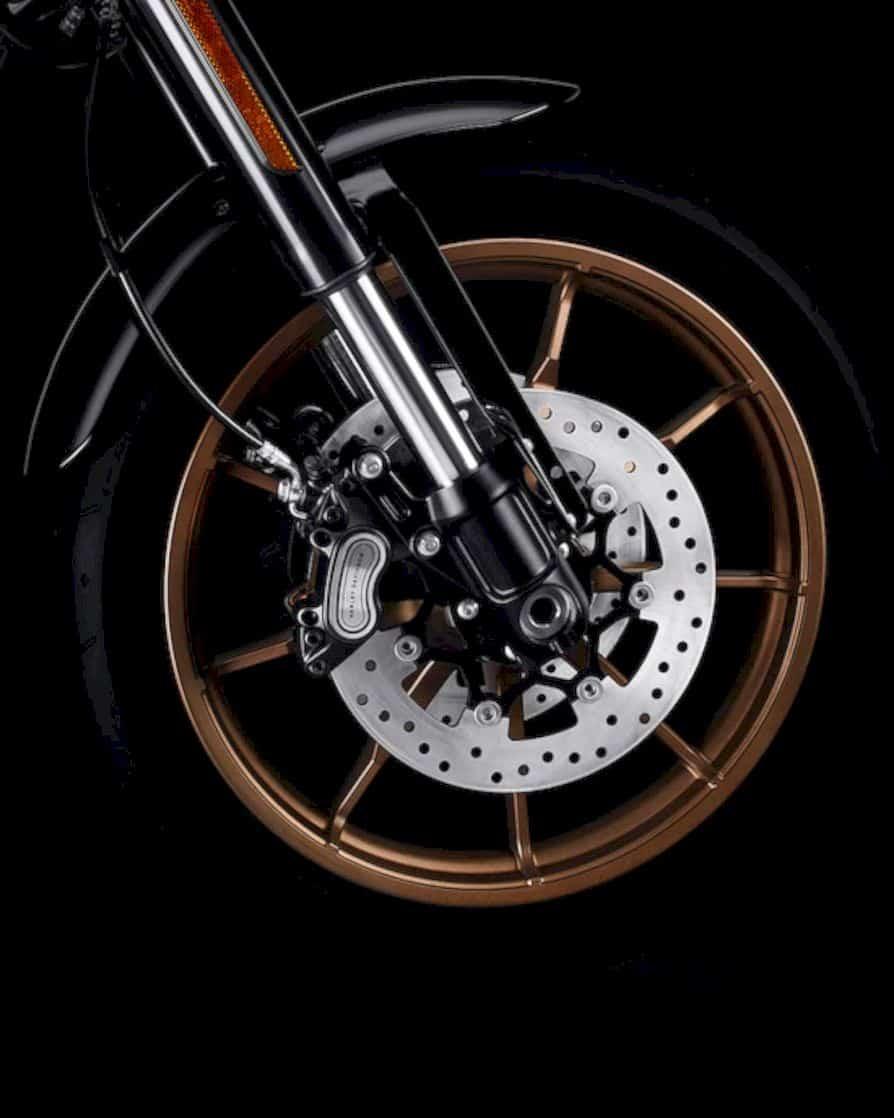 2020 Harley Davidson Low Rider S 2