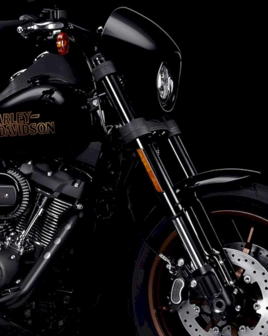 2020 Harley Davidson Low Rider S 6