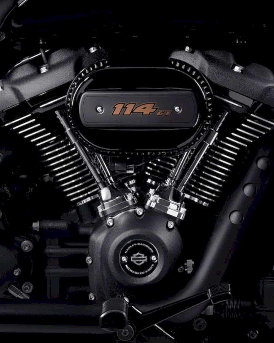 2020 Harley Davidson Low Rider S 8