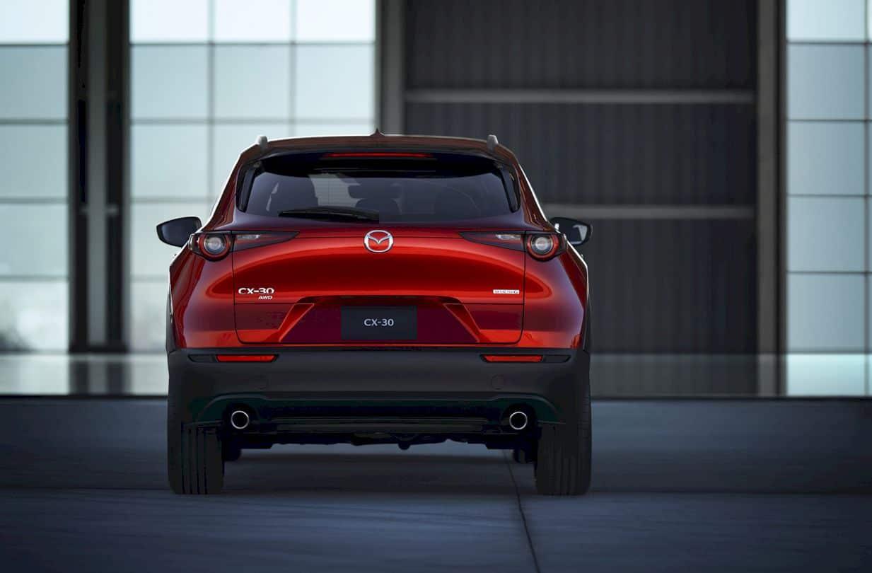 2020 Mazda Cx 30 2