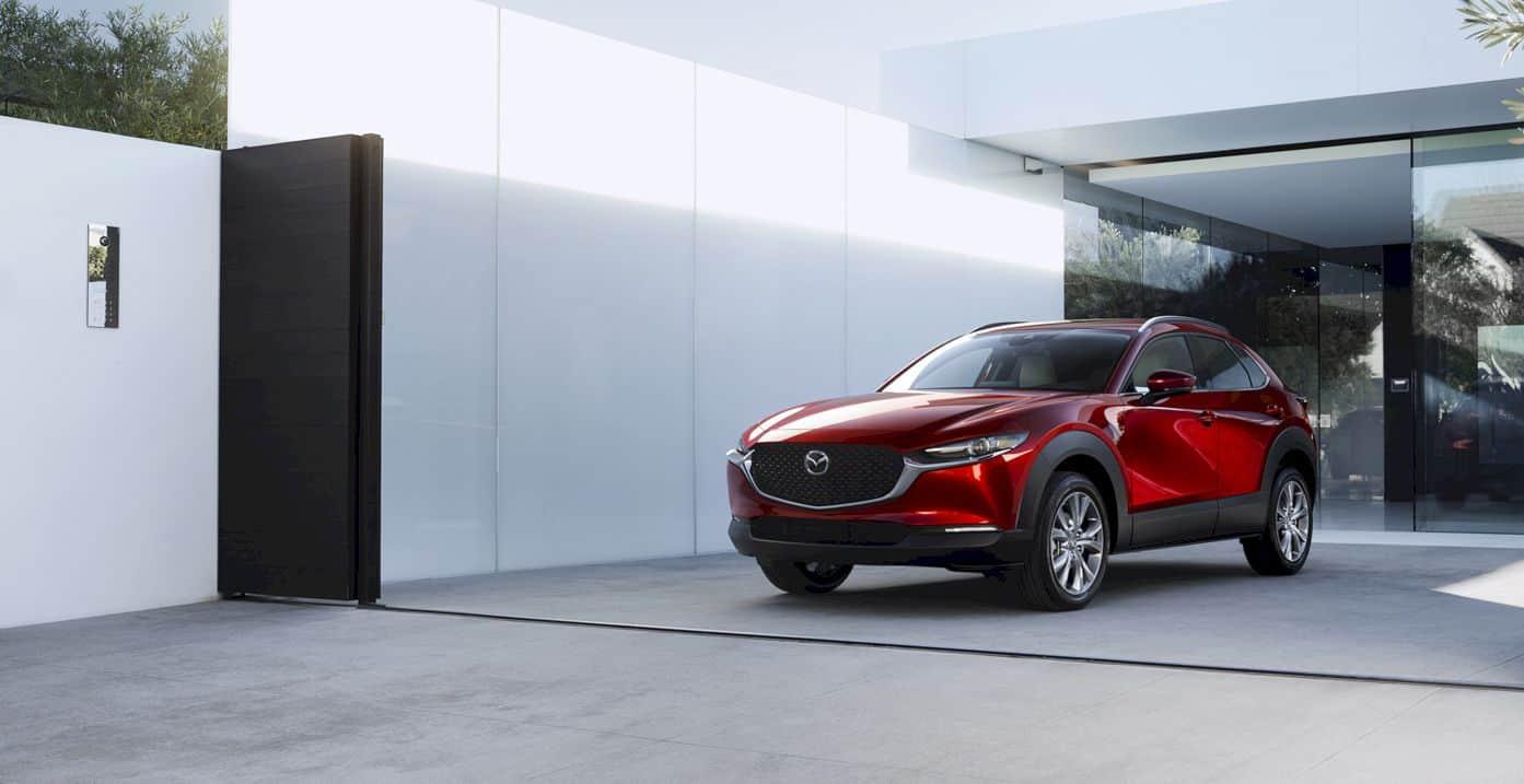 2020 Mazda Cx 30 3