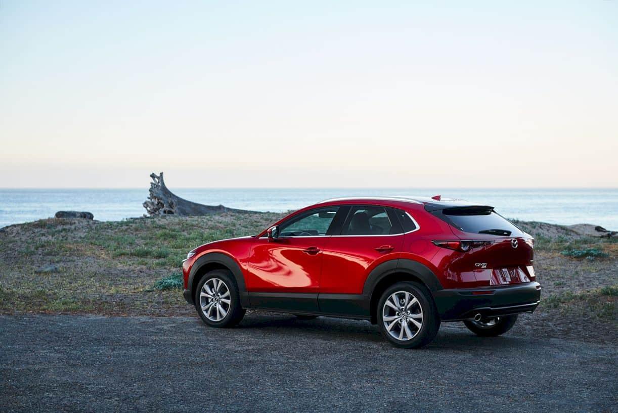 2020 Mazda Cx 30 5
