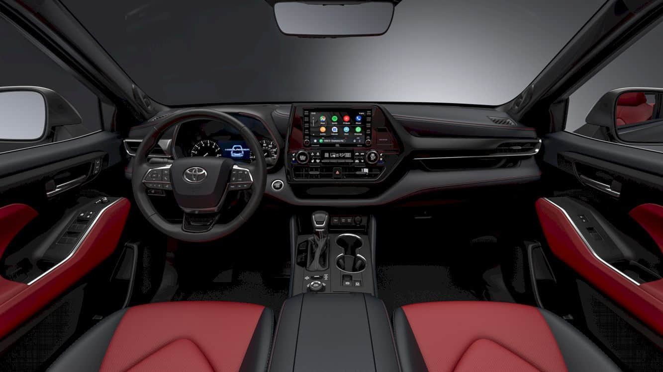 2021 Toyota Highlander 1