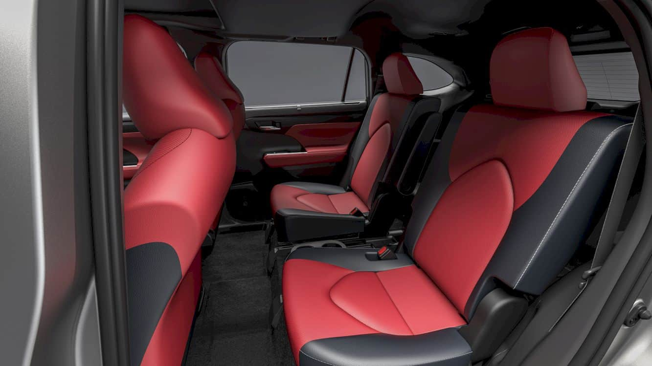 2021 Toyota Highlander 2