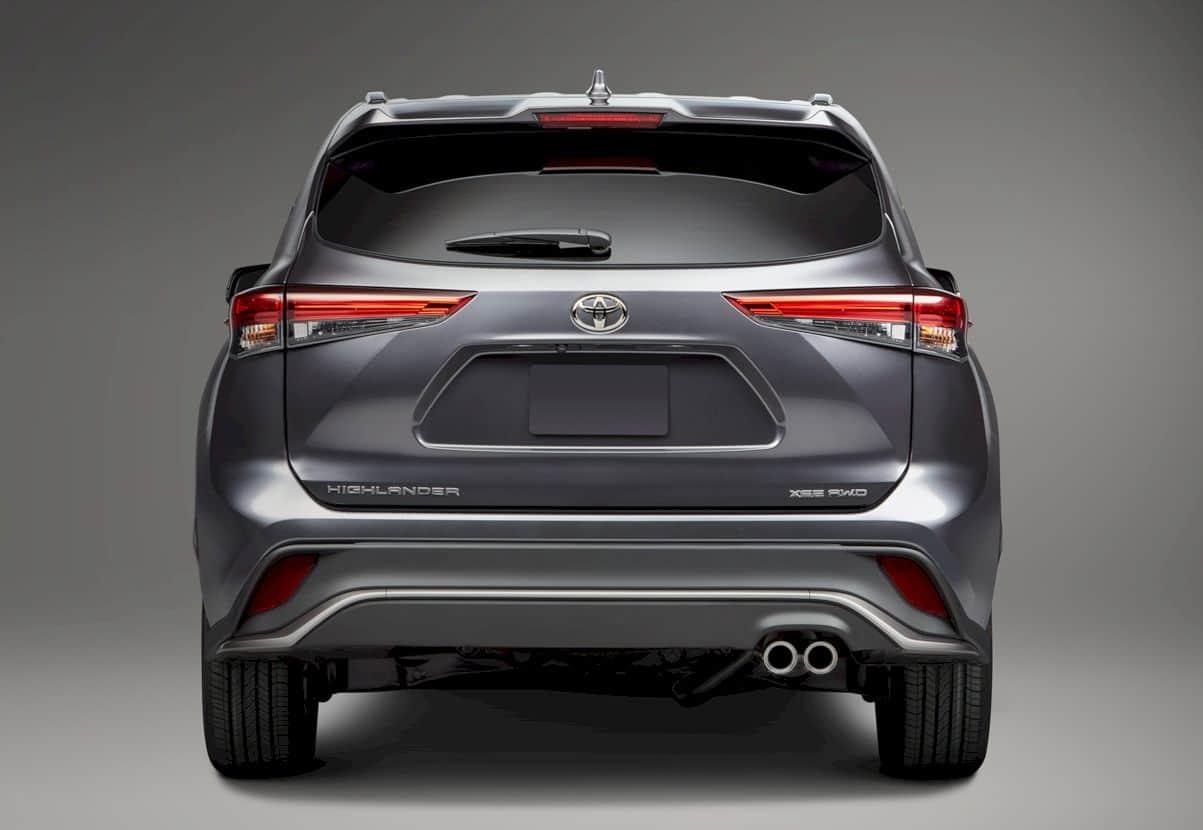 2021 Toyota Highlander 3
