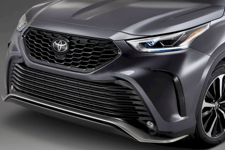 2021 Toyota Highlander 4