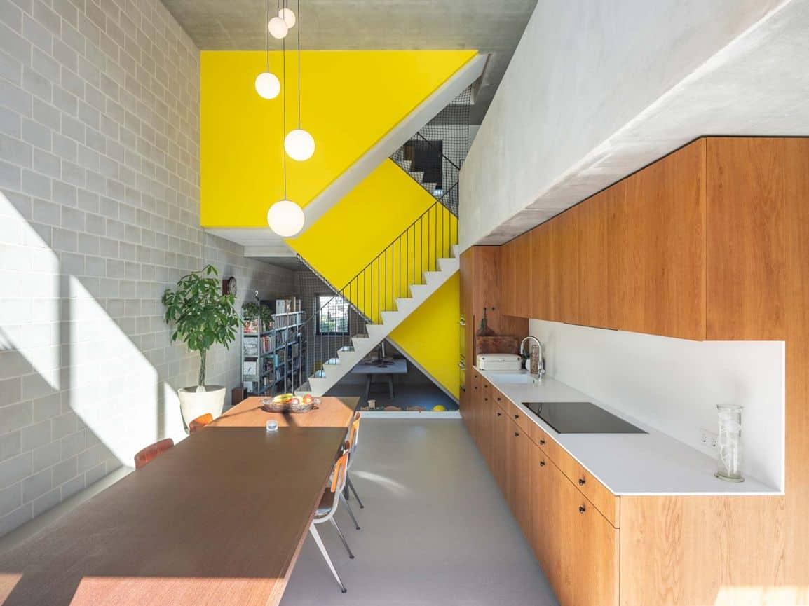 3 Generation House By Beta Office 5
