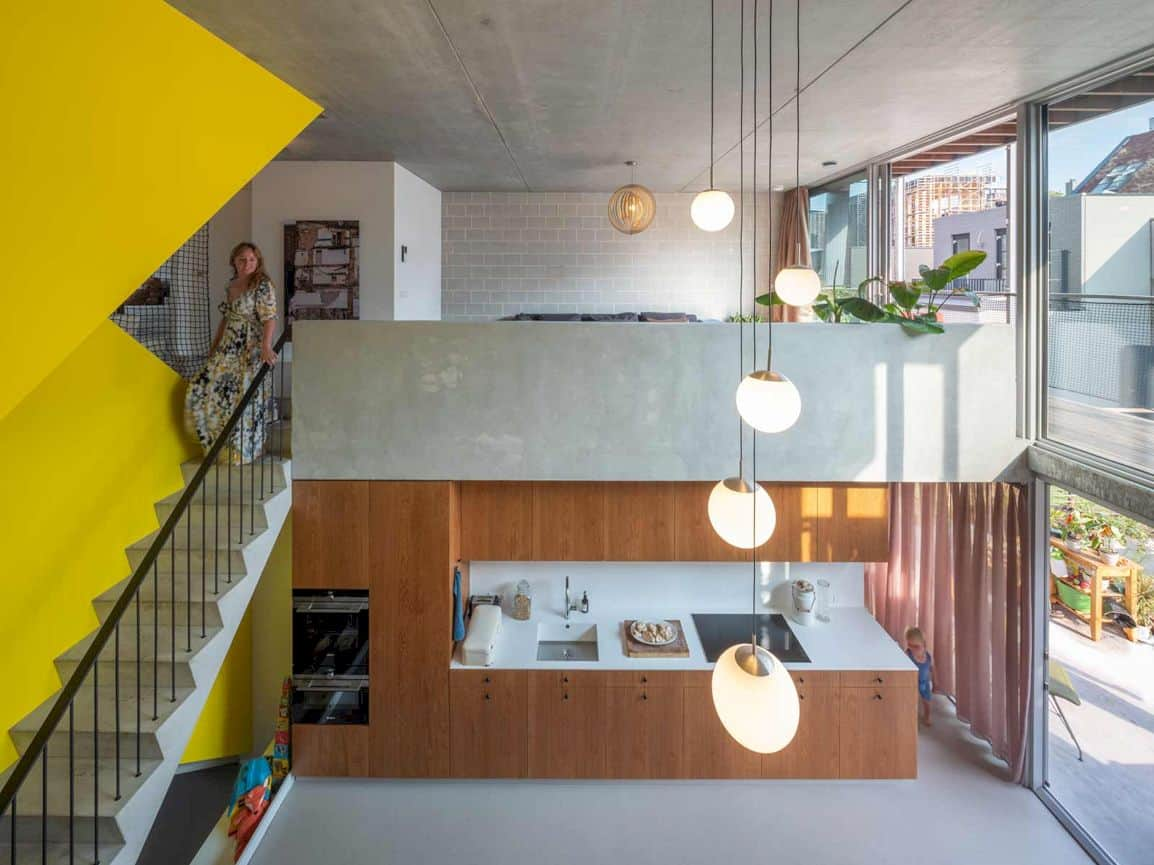 3 Generation House By Beta Office 7