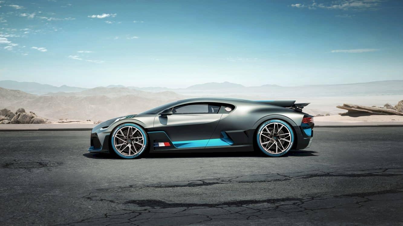 Bugatti Divo 6