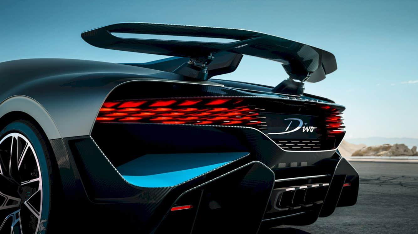 Bugatti Divo 7