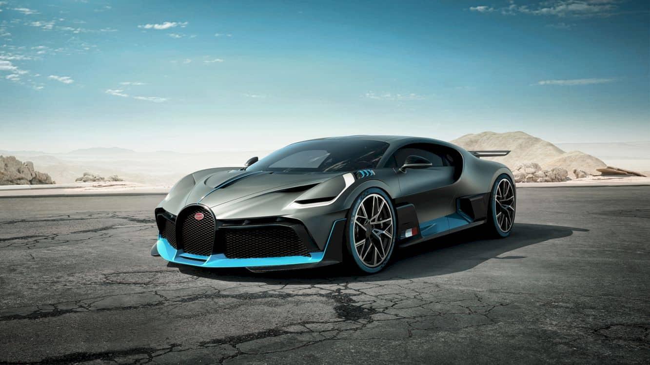 Bugatti Divo 9